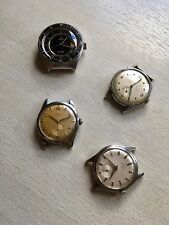 Watch Lot For Parts or Repairs - Yema - Alpina - Jordar - Olma - Mens Diver