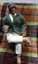 """M*A*S*H Custom Capt. HAWKEYE Pierce 1/6 Scale 12"""" Figure MASH 1970 Movie OOAK"""