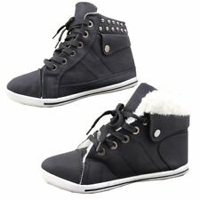 Unbranded Men's Synthetic Hi Tops