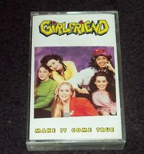 GIRLFRIEND - MAKE IT COME TRUE, CASSETTE TAPE