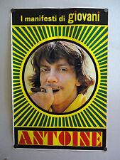 I MANIFESTI DI GIOVANI - Poster Vintage - ANTOINE - 73x50 Cm 4