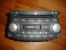 07 08 Acura TL OEM Navigation Radio DVD FM AM DISC/TAPE 39100-SEP-A410