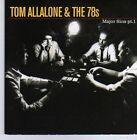 (CK189) Tom Allalone & The 78s, Major Sins (Part 1) - 2009 DJ CD