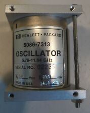HP 5086-7313 Oscillator 5.76 to 11.84 GHz