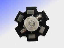 1W High Power LED auf Starplatine blau 460nm - 465nm, blue, 1W Standard