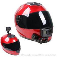 Casco de motocicleta montaje de Cámara de grabación de la mandíbula cabeza lateral Soporte GoPro