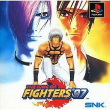 USED PS1 The King of Fighters '97 Japan Import