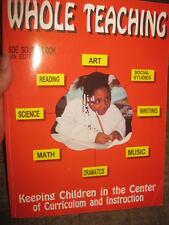 """""""WHOLE TEACHING"""" SDE SOURCEBOOK, 6TH EDITION, 1993"""