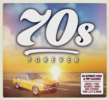 70s Forever - Queen Rod Stewart [CD] Sent Sameday*