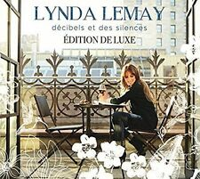 LYNDA LEMAY - DECIBELS ET DES SILENCES NEW CD