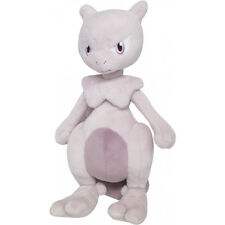 "Real Licensed Sanei Pokemon Series Pp24 Mewtwo 10"" All Star Collection Plush"