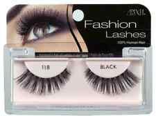 Ardell Fashion Lashes #118 Eyelashes Black 4 pack