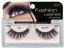 Ardell Fashion Lashes #118 Eyelashes Black 4 pack