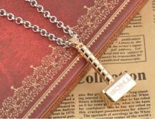 "The Dark World Unisex Necklace Gold "" Loki's Hammer "" Marvel Thor Review Punk"
