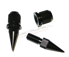 PIEDINO CASSE Hi End REGOLABILE spikes casse diffusori audio punta conica hi-fi