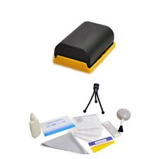 Replacement LP-E6 Battery And Cleaning Kit For Canon EOS 60D, EOS 70D, EOS 5D...