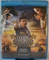 Flying Swords of Dragon Gate Blu-ray 3D + 2D (Vivendi) ~ Jet Li, Martial Arts
