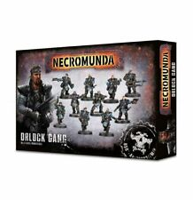 Necromunda Orlock Gang Krieger Games Workshop Ganger Gangs Underhive NEU