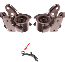 FRONT LOWER CONTROL ARM BUSHING WITH BRACKET FOR 2007-2011 HONDA CRV  PAIR NEW