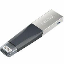 SanDisk Mini iXpand Lightning 64GB 128GB 256GB USB 3.0 OTG Flash Drive SDIX40N