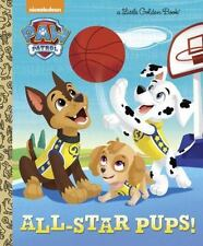 All-Star Pups! (Paw Patrol) (Little Golden Book), Tillworth, Mary, 1101936851, B