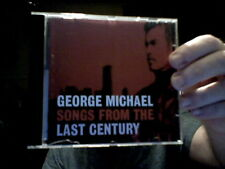 SONGS FROM THE LAST CENTURY CD GEORGE MICHAEL IDEAL BIRTHDAY GIFT! FREE UK POST