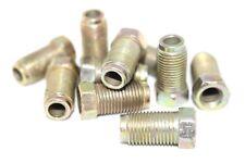 Long Brake Pipe Male Brake Nuts Qty 10 Pack Metric M10 10mm X 1mm Unions BPN8