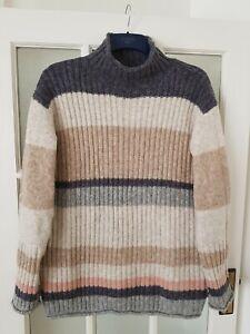 M&S COLLECTION  wool  blend  jumper size L-XL