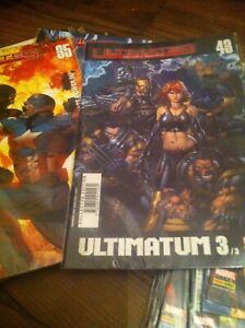 ULTIMATES SERIE COMPLETE MARVEL