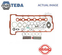 ENGINE TOP GASKET SET ELRING 660370 I NEW OE REPLACEMENT