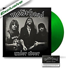 MOTÖRHEAD - UNDER CÖVER   Exclusive Limited Green Vinyl LP  500 Copies   SEALED