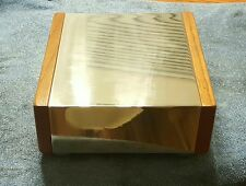 DIY Tube amplifier linestage preamplifier DAC audio chassis aluminum enclosure