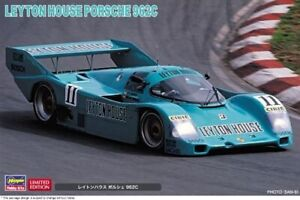 Hasegawa 1/24 Leyton House Porsche 962C 20411 Plastic Model Kit