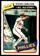 1980 O-Pee-Chee #113 Steve Carlton PHILLIES NM-MT *113