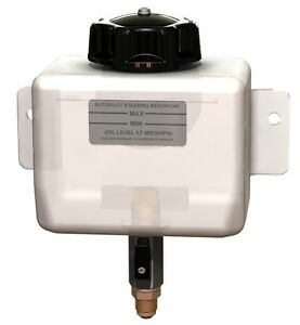 Autopilot Hydraulic Steering System Reservoir - HS Hypro Drive Units
