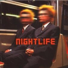 Pet Shop Boys CD Nightlife NUOVO SIGILLATO 0724352185726