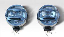 6 Inch Spot Chrome Fog Lights Lamp Navara Jeep Driving 4x4 Van x 2