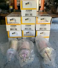 Fuel Filter Wix 33595, LOT OF 10