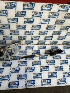 SUBARU FORESTER 2.0 5dr DRIVER SIDE REAR DOOR CATCH LOCK 2007