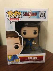 Funko Pop! Heroes # 261 DC Freddy from Shazam Movie