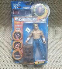 WWF 2001 Triple H Wrestlemania XVII series 9 Jakks Pacific (damaged package)