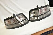 SAAB 9-3 TAIL LIGHT ICE BLOCK SET ALL 4 LIGHTS - 08-11 - Sedan - GENUINE OEM