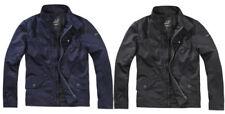Leichtgewicht Jacken aus Baumwollmischung
