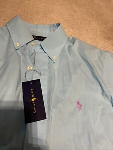 Ralph Lauren Polo Custom Fit Sz Medium Rrp £80