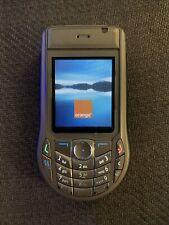 Nokia 6630 grau silber (orange Netz) Handy
