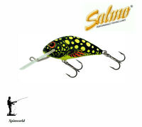 Salmo HORNET 2,5cm . Variety Colours & SINKING VERSION Perfect for Perch & Trout
