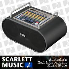 Korg Stageman 80w Portable Live PA Amp Rhythm Drum Machine Tuner Stage Man