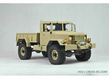 Cross RC HC4 Off Road Military Truck Kit, 1/10 Scale, 4x4 CZRHC4
