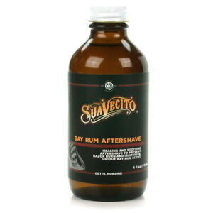 Suavecito Bay Rum After Bath Aftershave