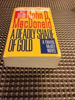 The Travis McGee: A Deadly Shade of Gold Vol. 5 by John D. MacDonald (1996, Pap…